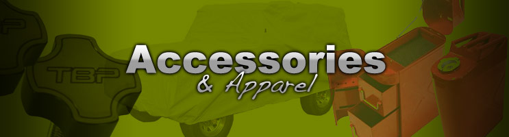 Early Bronco Accessories & Apparel