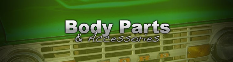 Ford Bronco Body Parts & Accessories