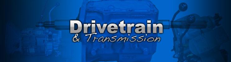 Bronco Drivetrain & Transmission
