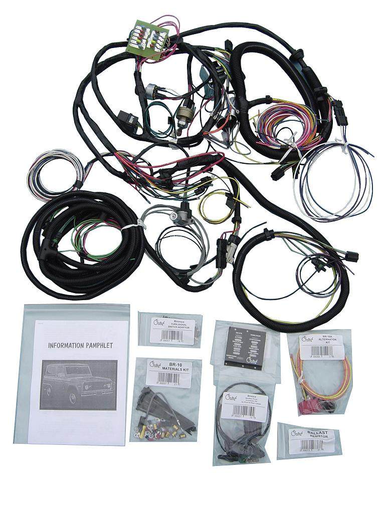 Centech Wiring Harness Early Bronco Instructions Solutions Trailer Hitch Ford Forum Check Out This Archive Classicbroncos Com Forums 81 13010 Bright Lights Headlight Relay Kit For