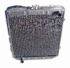 Radiator - 170ci & 200ci 6 cylinder, 66-77 Early Ford Bronco, New