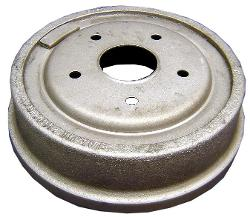 Brake Drum - Rear, 11 x 2.25, 76-86 Ford Trucks, New