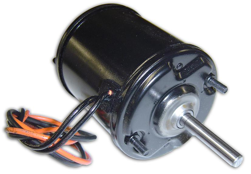 Heater Fan Blower Motor, 1965-1972 Ford F100/F150 Trucks - Toms Bronco ...