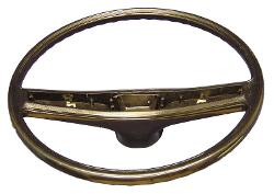 Steering Wheel - Factory Style, 1971-1977 Ford Trucks (F100/F150, F250), New**