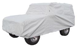 Car Cover - Custom Fit for 66-77 Early Ford Bronco w/o Factory Spare Tire