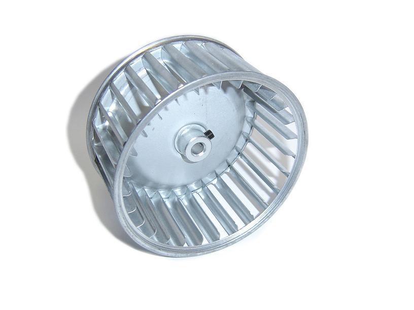 Blower Fan Components : Heater blower fan squirrel cage oe style metal toms
