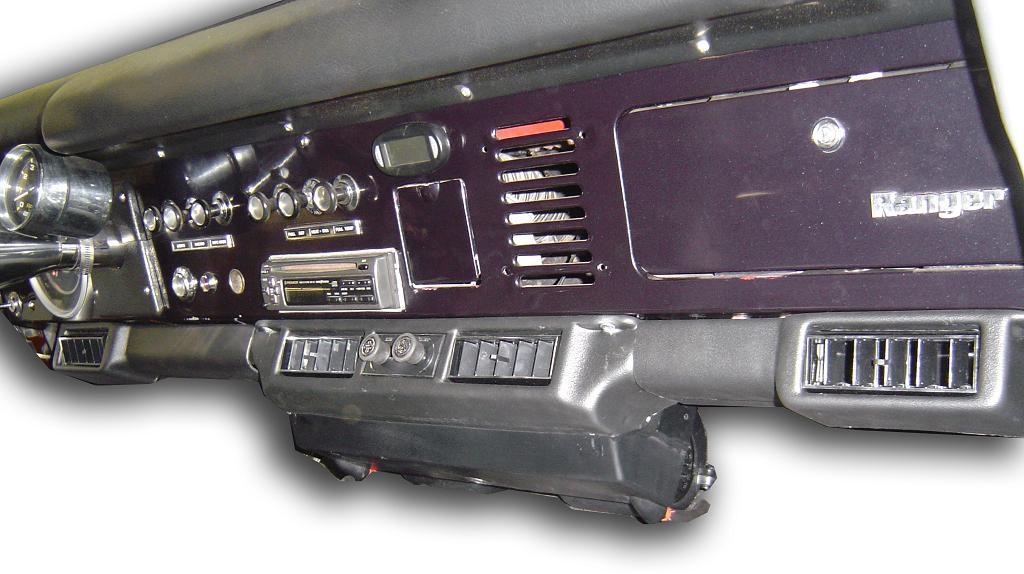 66 77 Ford Bronco Suspension Parts Components Toms Bronco