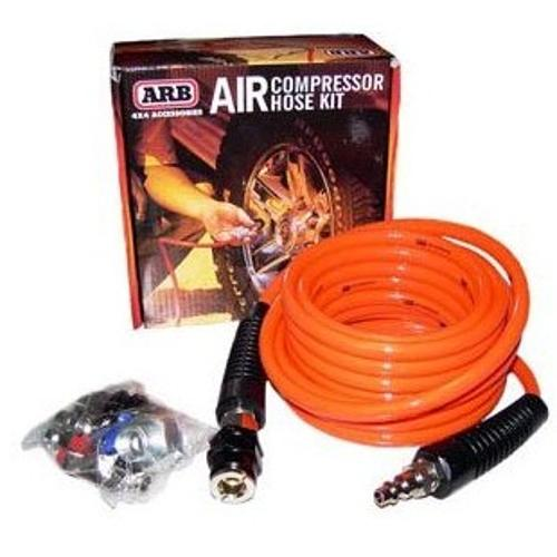 ARB Air Compressor Hose Tire Pump-Up Inflation Kit, New
