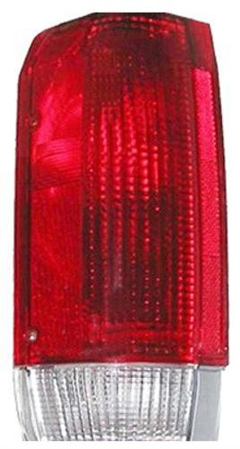Driver Side Tail Light Lens, 1987-1991 Ford Bronco & F-150/F-250/F-350