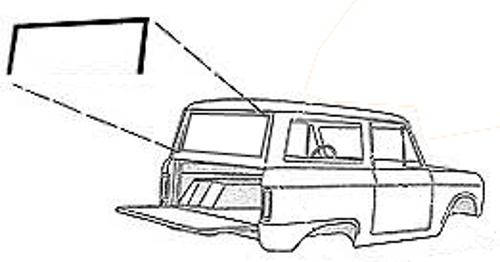 1979 ford bronco tailgate parts