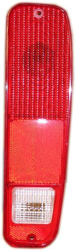Tail Light Lens, Passenger Side, 78-79 Bronco & 75-79 F-150, NEW