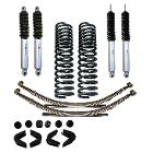 Stock Suspension Lift Kit System - Stage 1, 66-77 Early Ford Bronco, New**