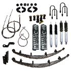 "3.5"" Suspension Lift Kit System - Stage 8, 66-77 Early Ford Bronco, New**"