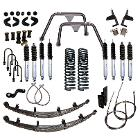 "5.5"" Suspension Lift Kit System - Stage 10, 66-77 Early Ford Bronco, New**"