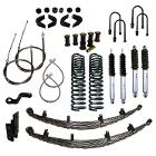 "5.5"" Suspension Lift Kit System - Stage 11, 66-77 Early Ford Bronco, New**"