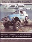 Tom's Bronco Parts Catalog - 66-77 Early Ford Bronco