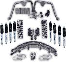 "2.5"" Suspension Lift Kit System - Stage 5, 66-77 Early Ford Bronco, New"