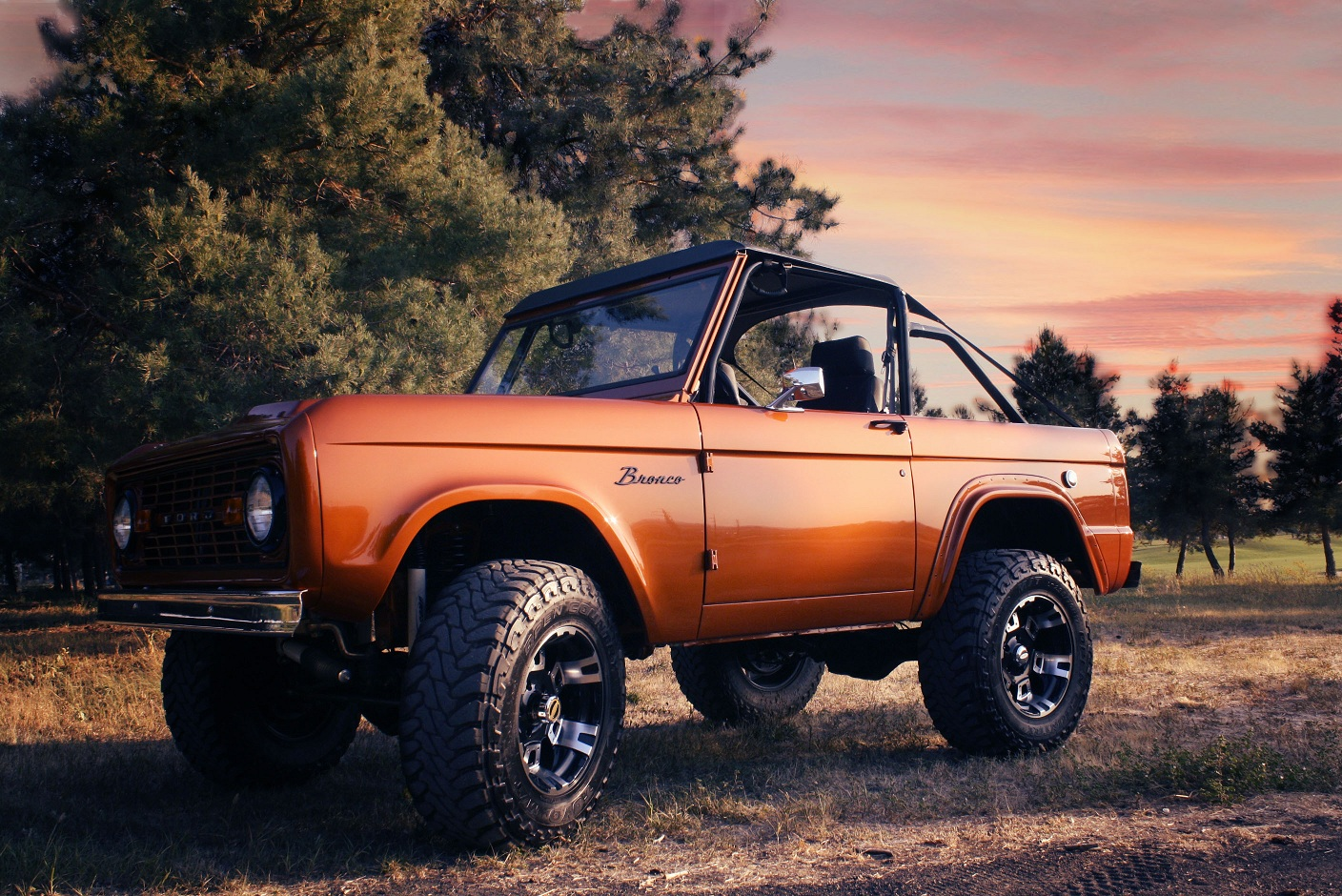 Classic Ford Bronco For Sale >> Tom's Bronco Parts Photo Gallery of 66-77 Ford Broncos