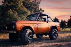 Cliff Arnolds 1968 Ford Bronco