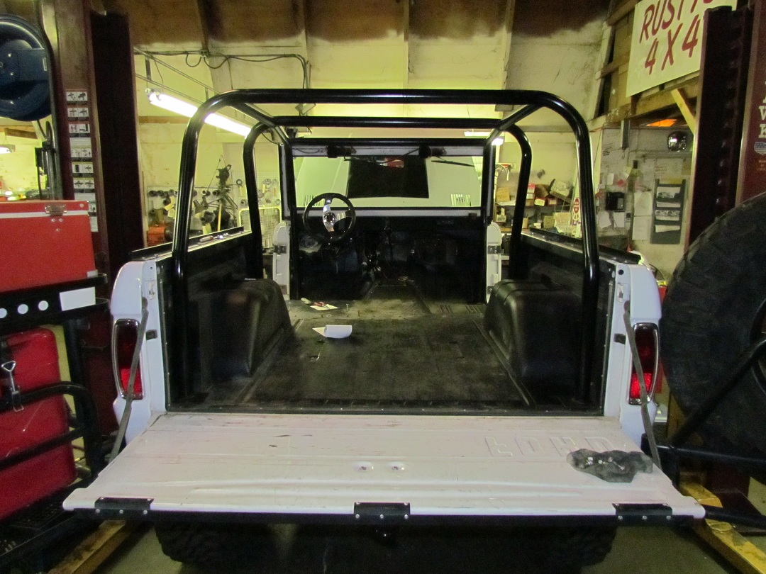 Toms Bronco Parts Photo Gallery Of 66 77 Ford Broncos