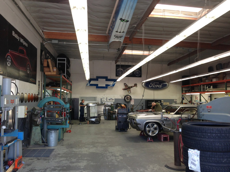 Overhaulin Bronco Episode Tom S Bronco Parts Restore 1967