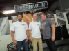 Jake and Matt from TBP with Chip Foose