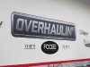 Overhaulin' Sign on the set