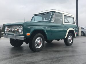 1968 Ford Bronco – $23,900