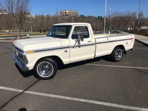 1976 Ford F-100 – $6500 ***SOLD***